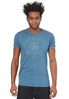 CARHARTT College 2012 S/S T-Shirt fjord/cockle