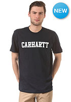 CARHARTT College S/S T-Shirt navy/white