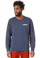 CARHARTT College Script Sweat federal/white