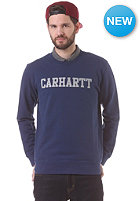 CARHARTT College Sweat metro blue/reflective