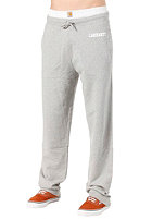 CARHARTT College Sweat Pant grey heather/white