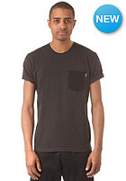 CARHARTT Contrast Pocket S/S T-Shirt black heather/black