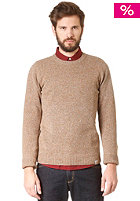 CARHARTT Convoy Knit Sweat hamilton brown