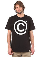 CARHARTT Copyright S/S T-Shirt black/white