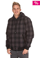CARHARTT Deluxe Jacket blacksmith/black check