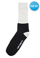 CARHARTT Dixon Socks jupiter heather/black
