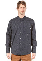 CARHARTT Dots L/S Shirt navy/broken white