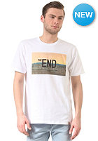 CARHARTT End S/S T-Shirt white/multicolor