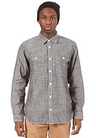 CARHARTT Flagstaff L/S Shirt black rinsed