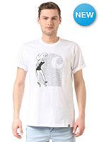 CARHARTT Girl S/S T-Shirt white/black