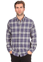 CARHARTT Greed L/S Shirt indigo check