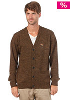 CARHARTT Guardian Cardigan carhartt brown heather