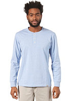 CARHARTT  Henley L/S T-Shirt cirrus heather