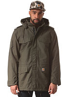 CARHARTT Hickman Coat cypress fabric washed