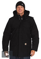CARHARTT Hickman Coat Jacket pes/cot twill black 
