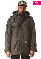 CARHARTT Hickman cypress fabric washed