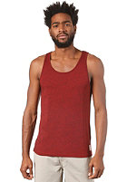 CARHARTT Holbrook A Tank Top red black heather