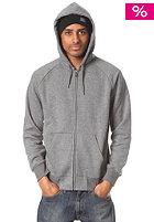 CARHARTT Holbrook Hooded Jacket dark grey heather