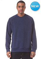 CARHARTT Holbrook Sweat blue penny heather
