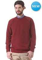 CARHARTT Holbrook Sweat cordovan heather