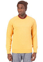 CARHARTT  Holbrook Sweatshirt mustard heather
