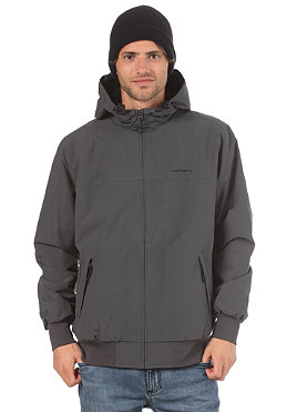 CARHARTT Hooded Sail Jacket blacksmith/black