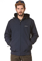 CARHARTT Hooded Sail Jacket navy/broken white