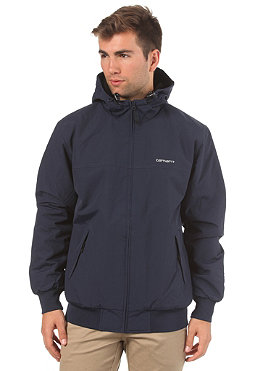 CARHARTT Hooded Sail Jacket sub blue/broken white