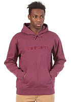 CARHARTT  Hooded  Sweat varnish heather/varnish