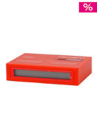 CARHARTT Jetlag Alarm Clock red/white