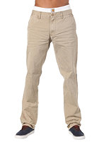 CARHARTT Johnson Pant Benson Twill leather work washed