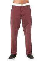 CARHARTT  Johnson Pant eggplant labor washed