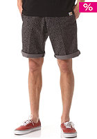 CARHARTT Johnson Short sparrow / black flora print rinsed