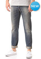 CARHARTT Klondike II Denim Pant blue coast washed