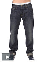 Klondike Pant Edgewood Denim blue basic wash