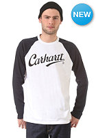 CARHARTT League Longsleeve white/duke blue
