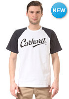 CARHARTT League S/S T-Shirt white/duke blue
