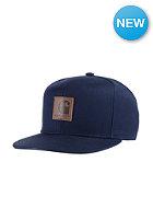 CARHARTT Logo Starter Snapback Cap duke blue