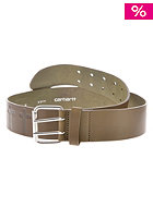 CARHARTT Military Belt cypress/ silver