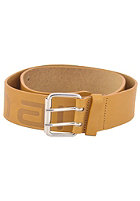 CARHARTT Military Belt Leather silver/silver buckle