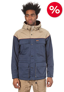 CARHARTT Mill Jacket Soft Twill horn/federal