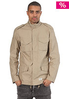 CARHARTT Mission Jacket Cotton Twill horn stone washed