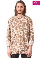 CARHARTT Mission L/S Shirt camo terra stone washed