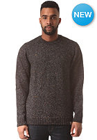 CARHARTT Morris Knit Sweat black/dark grey heather