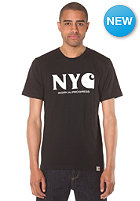 CARHARTT New York City S/S T-Shirt black/white