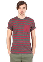 CARHARTT  Oceanic S/S T-Shirt varnish stripe