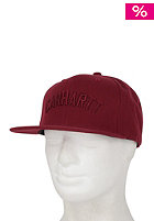 CARHARTT On Track Starter Cap wine