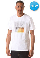 CARHARTT Palm S/S T-Shirt white/multicolor