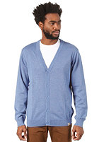 CARHARTT  Playoff Knit Cardigan blue heather