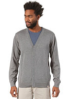 CARHARTT  Playoff Knit Cardigan rock heather